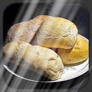 Bread from Heaven (from morgue file.com)