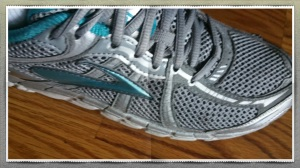 My Silver Slipper!
